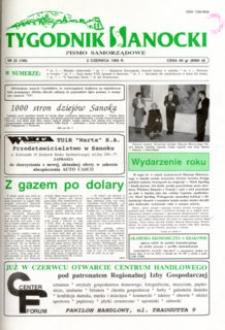 Tygodnik Sanocki, 1995, nr 22