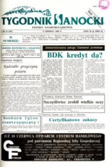 Tygodnik Sanocki, 1995, nr 23