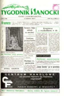 Tygodnik Sanocki, 1995, nr 24