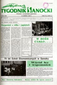 Tygodnik Sanocki, 1995, nr 25