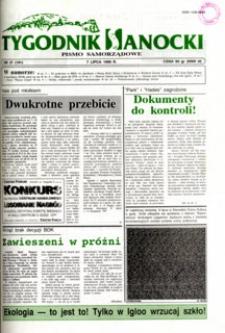 Tygodnik Sanocki, 1995, nr 27