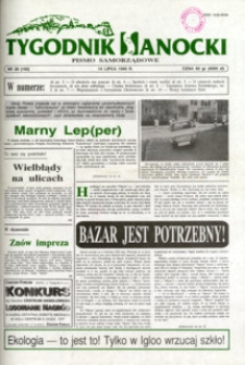 Tygodnik Sanocki, 1995, nr 28