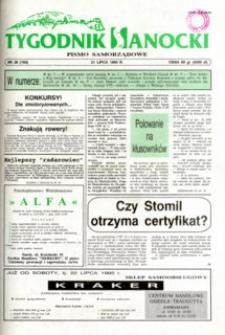 Tygodnik Sanocki, 1995, nr 29