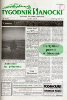 Tygodnik Sanocki, 1995, nr 30