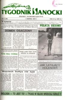 Tygodnik Sanocki, 1995, nr 31