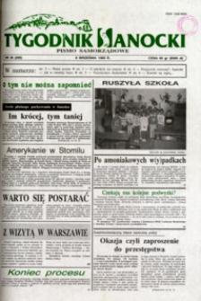 Tygodnik Sanocki, 1995, nr 36