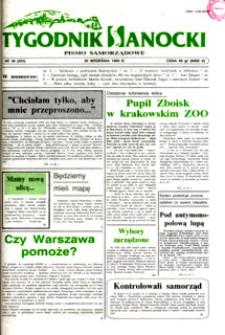 Tygodnik Sanocki, 1995, nr 39