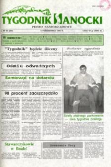Tygodnik Sanocki, 1995, nr 40