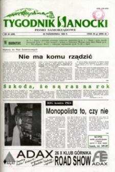 Tygodnik Sanocki, 1995, nr 42