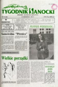 Tygodnik Sanocki, 1995, nr 43
