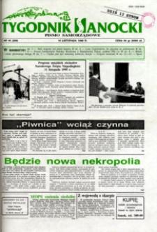 Tygodnik Sanocki, 1995, nr 45