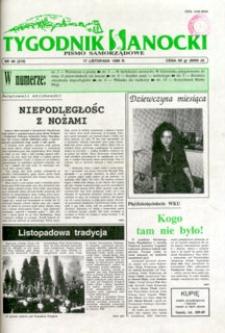 Tygodnik Sanocki, 1995, nr 46