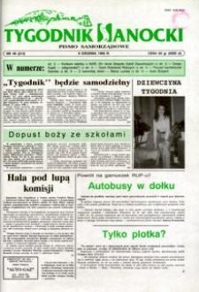 Tygodnik Sanocki, 1995, nr 49
