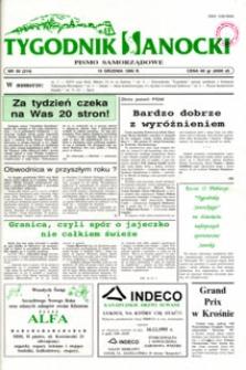 Tygodnik Sanocki, 1995, nr 50