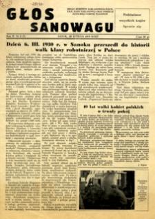 Głos Sanowagu, 1955, nr 2