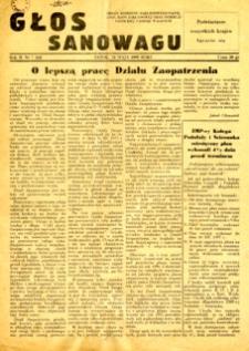Głos Sanowagu, 1955, nr 7