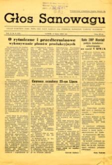 Głos Sanowagu, 1955, nr 8